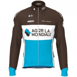 2019 AG2R Long Sleeve Cycling Jersey