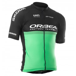 2019 Orbea Factory Racing Green Cycling Jersey