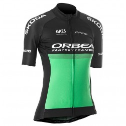 2019 Orbea Factory Racing Green Women's Cycling Jersey