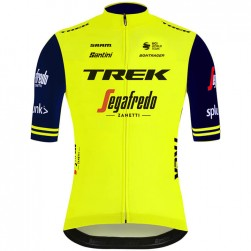 2020 Trek Segafredo Yellow Cycling Jersey