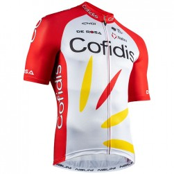 2020 Cofidis Team Cycling Jersey