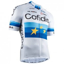 2020 Cofidis EU Champion Cycling Jersey