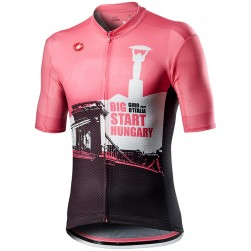 2020 GIRO D'ITALIA Hungary Big Start Cycling Jersey