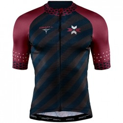 2020 CRAFT Specialiste Black-Red Cycling Jersey