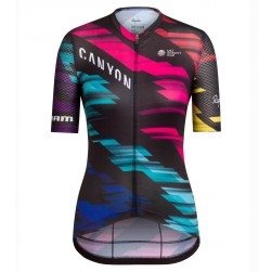 2016 Team Canyon Colorful Women Cycling Jersey