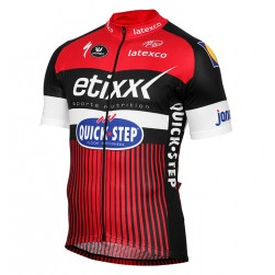 2016 Etixx-Quick Step TDF Edition Red Cycling Jersey