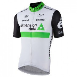 2016 Team Dimension Date White Cycling Jersey