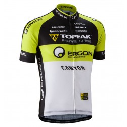 2016 Team Topeak Ergon Cycling Jersey