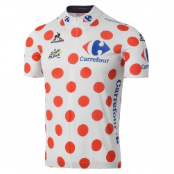 2016 Tour De France Mountains Classification Cycling Jersey