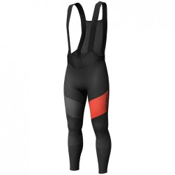 2019 Scott RC FF Black-Red Cycling Bib Pants