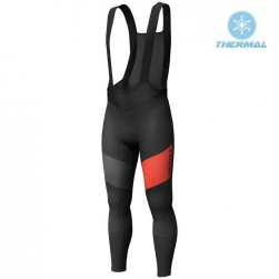 2019 Scott RC FF Red Thermal Cycling Bib Pants