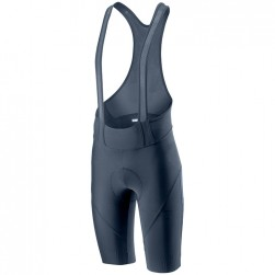 2019 Casteli Ruota Blue Cycling Bib Shorts
