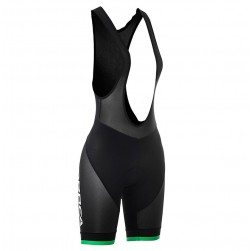 2019 Orbea Factory Racing Green Women's Cycling Bib Shorts
