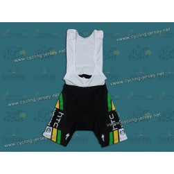 2011 Columbia HTC Highroad Team Cycling Bib Shorts