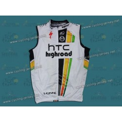 2011 Columbia HTC Highroad Team Cycling Vest
