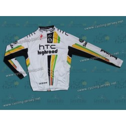 2011 Columbia HTC Highroad Cycling Long Sleeve Jersey