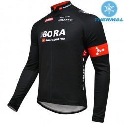 2015 Bora Argon 18 Team Thermal Cycling Long Sleeve Jersey