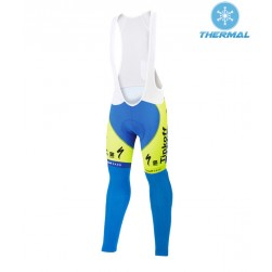 2015 Tinkoff Saxo Bank Thermal Cycling Bib Pants