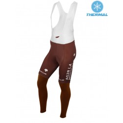 2015 Team Ag2r Thermal Cycling Bib Pants