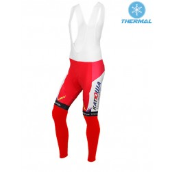 2015 Team Katusha Thermal Cycling Bib Pants