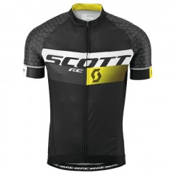 2015 Scott RC Pro Tec honeycomb Black Cycling Jersey