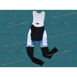 2011 Skoda Italy Champion Blue Thermal Cycling Bib Pants