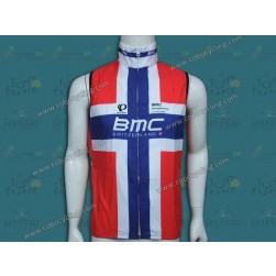 2014 BMC Norway Champion Cycling Wind Vest