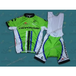 2014 Cannondale Factory Team Cycling Jersey And Bib Shorts