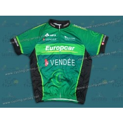 2013 Team Europcar Vendee Cycling Jersey