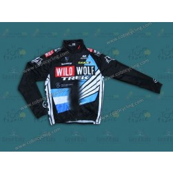 2013 Trek WildWolf ARG Champion Thermal Cycling Long Sleeve Jersey