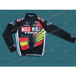 2013 TREK WildWolf Spain Champion Thermal Cycling Long Sleeve Jersey