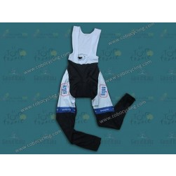 2013 Argos White Thermal Cycling Bib Pants