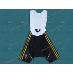 2014 Team AC Milan Cycling Bib Shorts