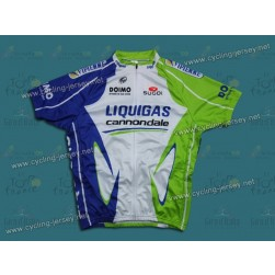 2012 Liquigas Cycling Jersey