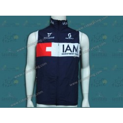 2014 Team IAM Cycling Wind Vest