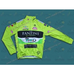 2013 Team Farnese Thermal Cycling Long Sleeve Jersey