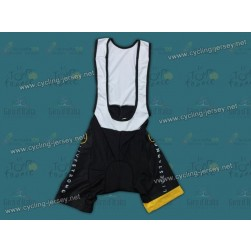 2012 LiveStrong Black Cycling Bib Shorts