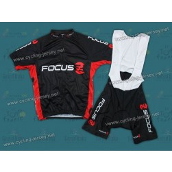 2012 Focus Cycling Znojmo Cycling Jersey and Bib Shorts Set