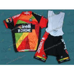 2014 Team Cinelli Chrome Cycling Jersey And Bib Shorts