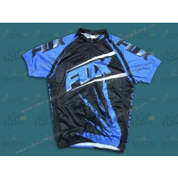 2014 Team Fox Blue Ice Cycling Jersey