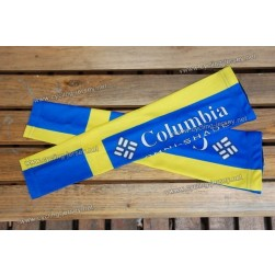 Columbia Blue Team Cycling Arm Warmer