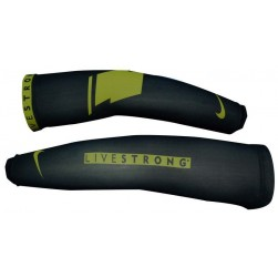 2012 LiveStrong Black Team Cycling Arm Warmer
