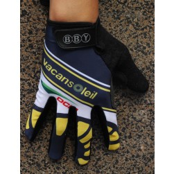 2014 Vacansoleil Team Thermal long Cycling Gloves