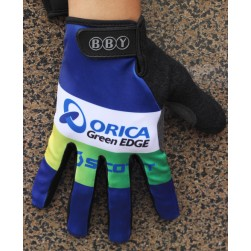 2014 Orica Thermal long Cycling Gloves
