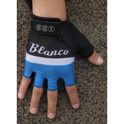 2014 Black And Blue Blanco Cycling Glove