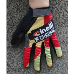 2016 Cinelli Chrome Thermal Cycling Gloves