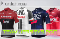 pro team cycling jersey 2017